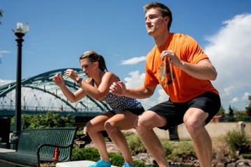 Best places for outdoor workout in San Diego