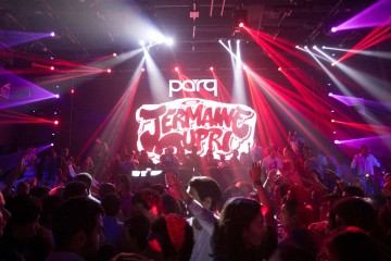 Jermaine Dupri at Parq Nightclub 10/02/15