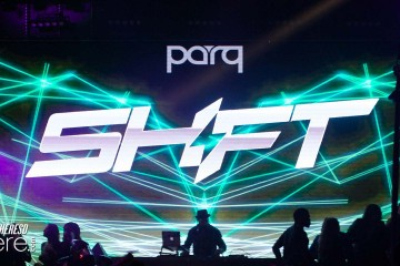 DJ Shift at Parq Nightclub in San Diego 12/04/15