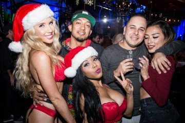 Industry Night at Side Bar Nightclub in San Diego 12/09/15