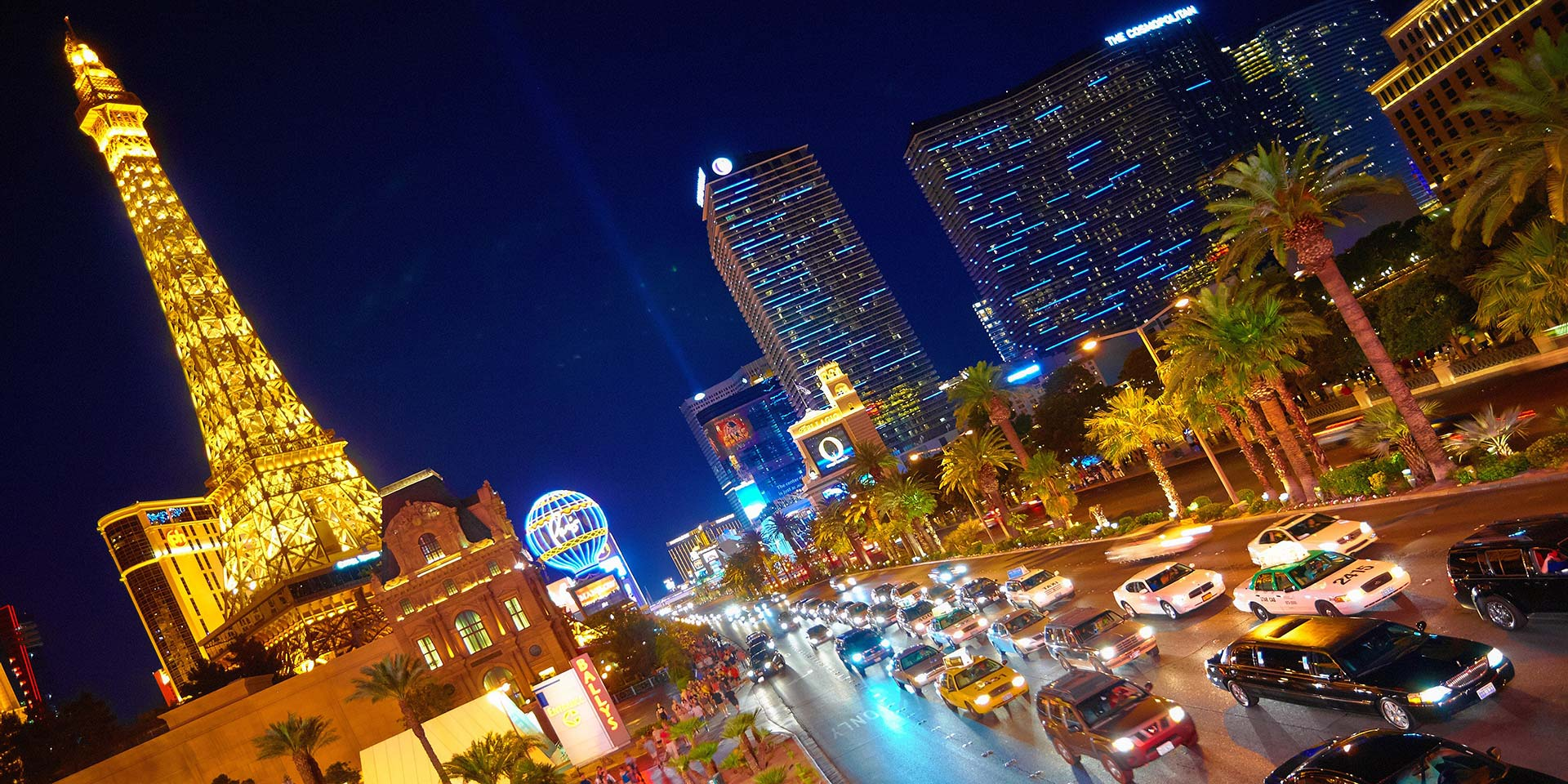 Downtown Las Vegas Nevada Nightlife