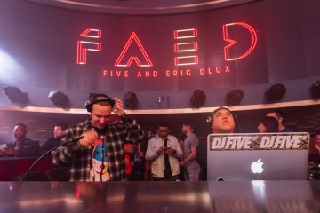 FAED at Omnia San Diego in California