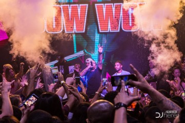 Bow Wow at Parq Nightclub