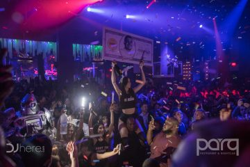 Waka Flocka at Parq Nightclub