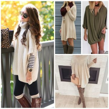 thanksgiving-outfit-loose-dress