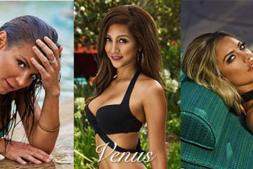 Dive Dolls - Talia, Venus, and Trina - Harrah's Resort SoCal