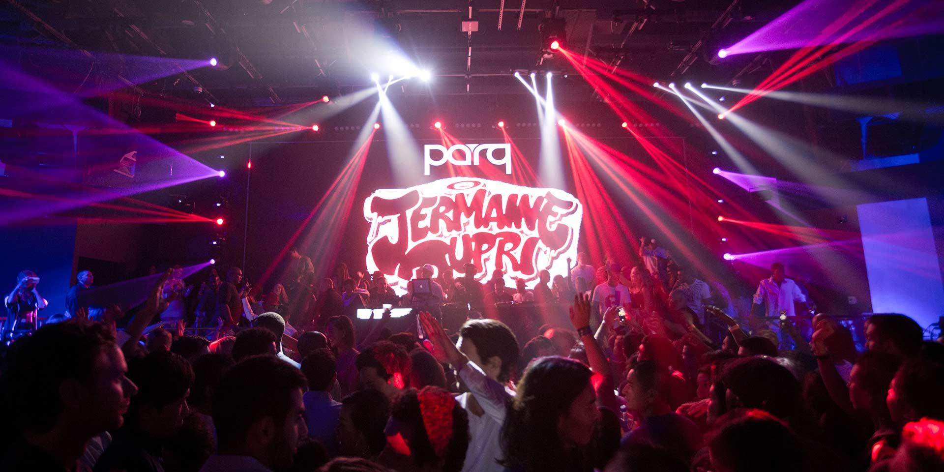 Jermaine Dupri at Parq Nightclub 10/02/15