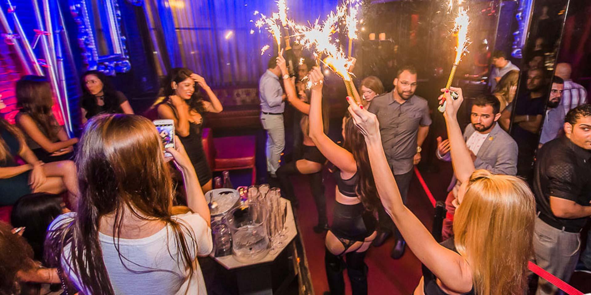 Industry Night at Side Bar Nightclub 10/21/15