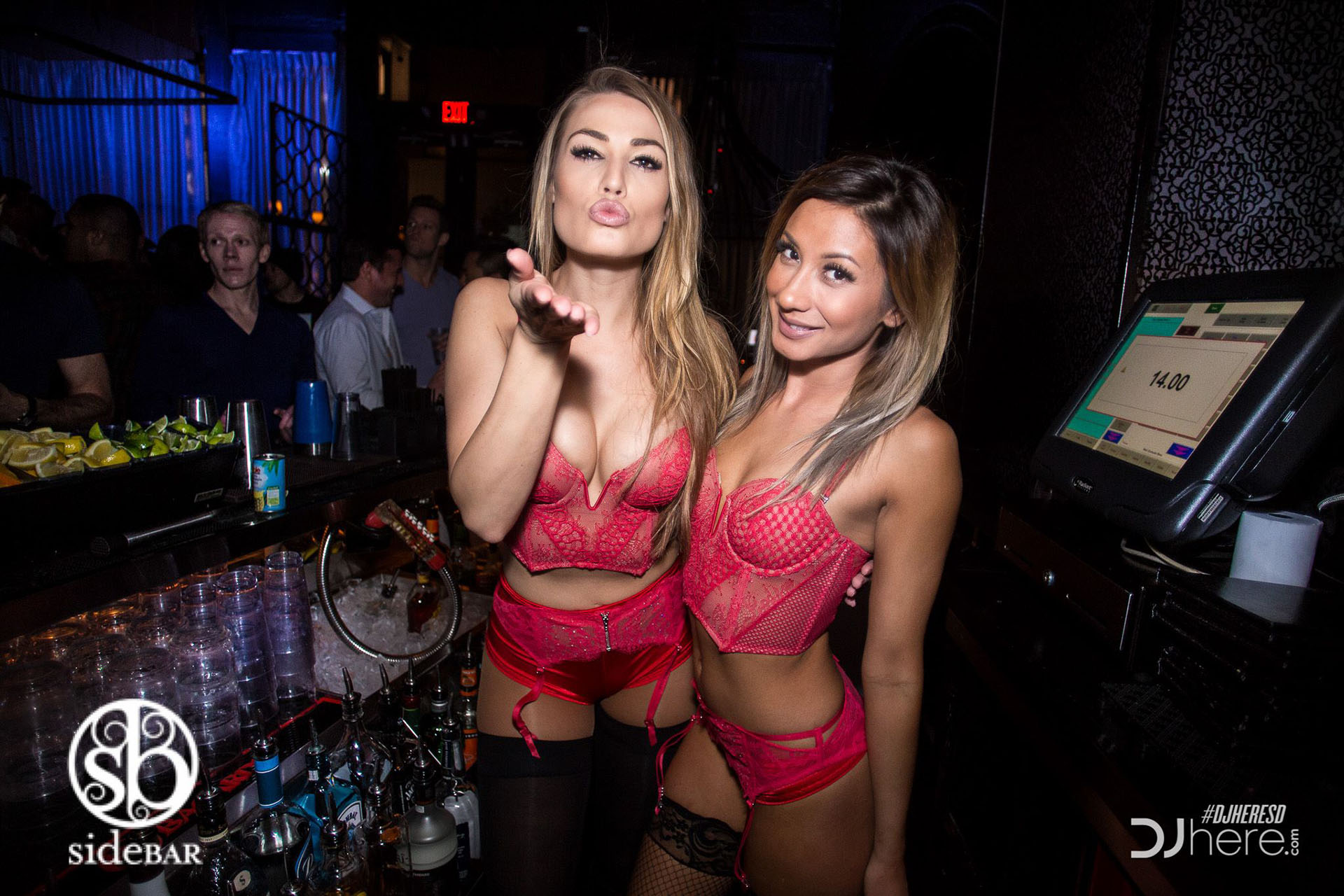 Side Bar Industry Wednesdays in San Diego California