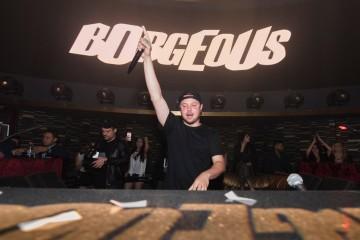 Borgeous at OMNIA San Diego