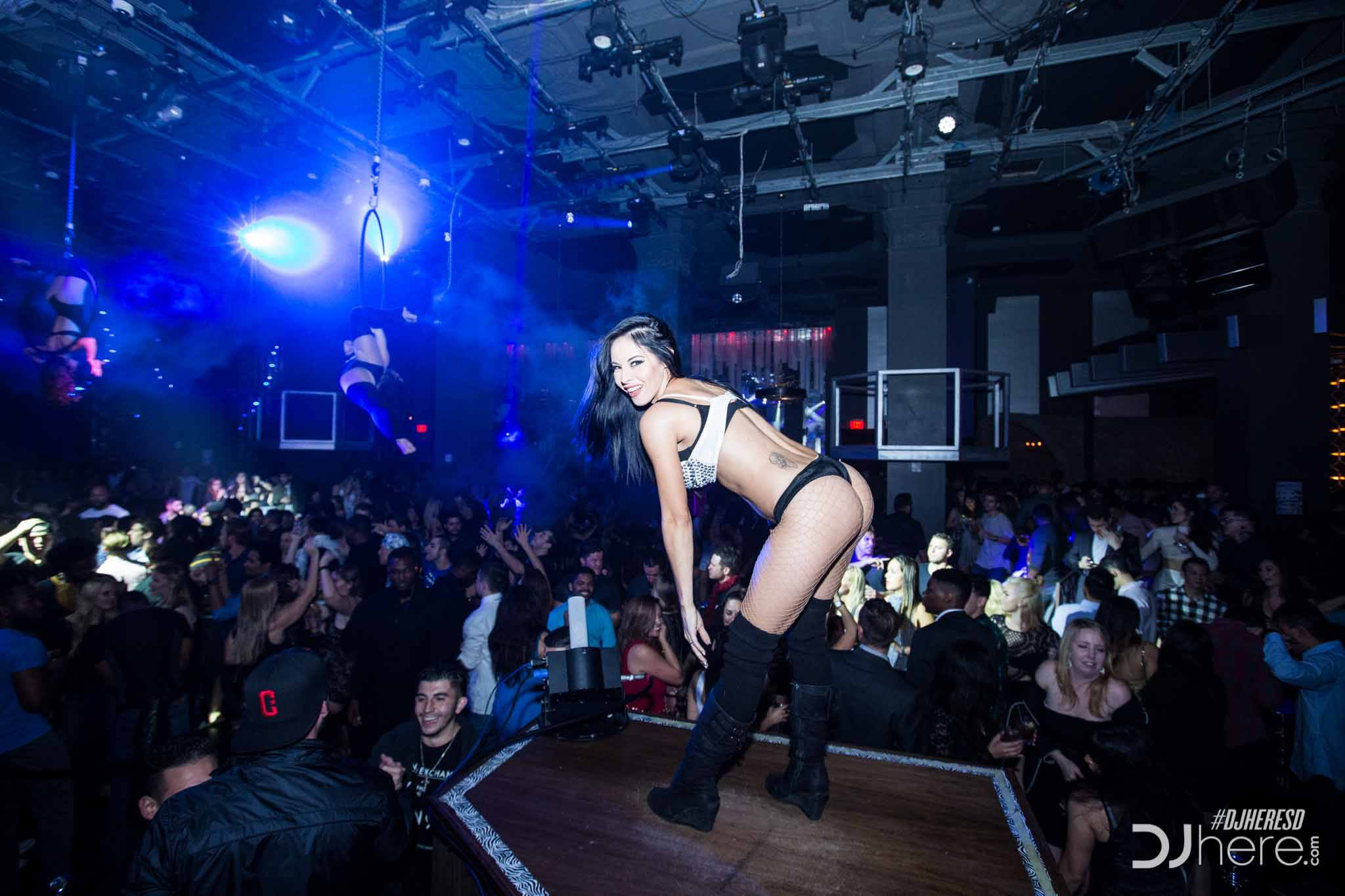 Dante at Parq Nightclub