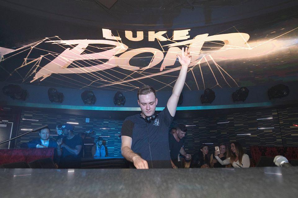 Luke Bond at OMNIA San Diego