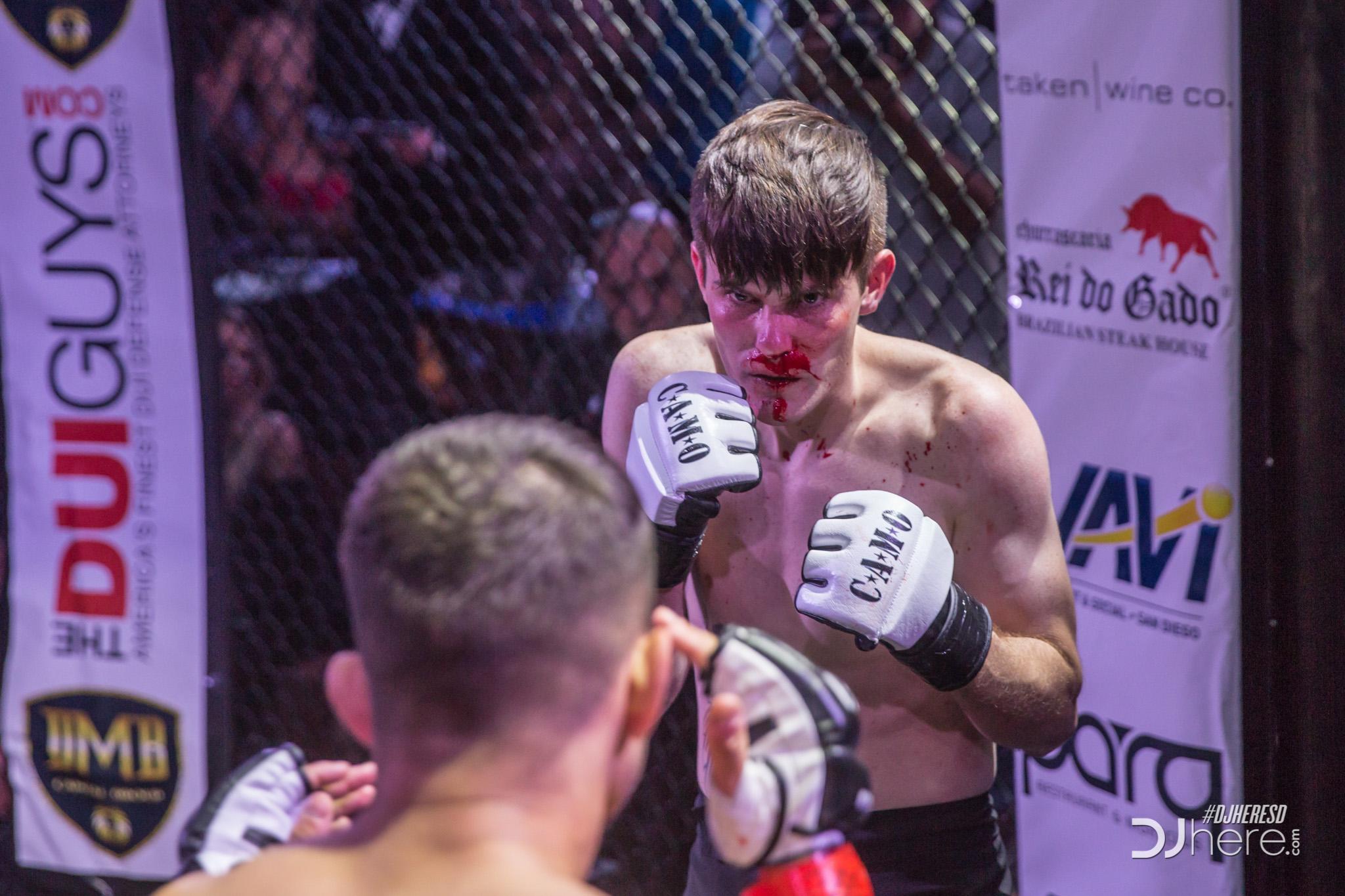 Fight Night at Parq Nightclub
