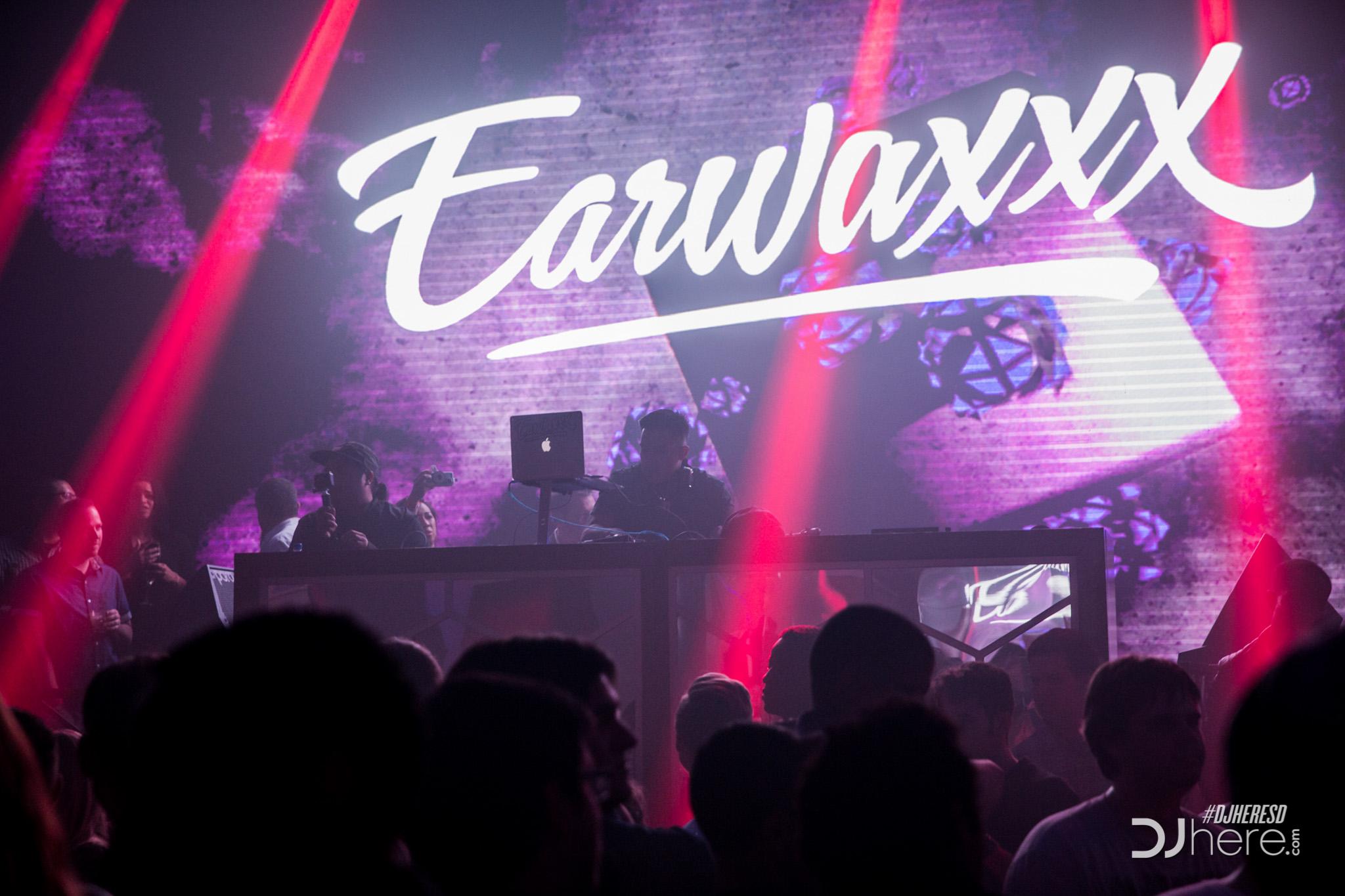 Earwaxxx at Parq Nightclub