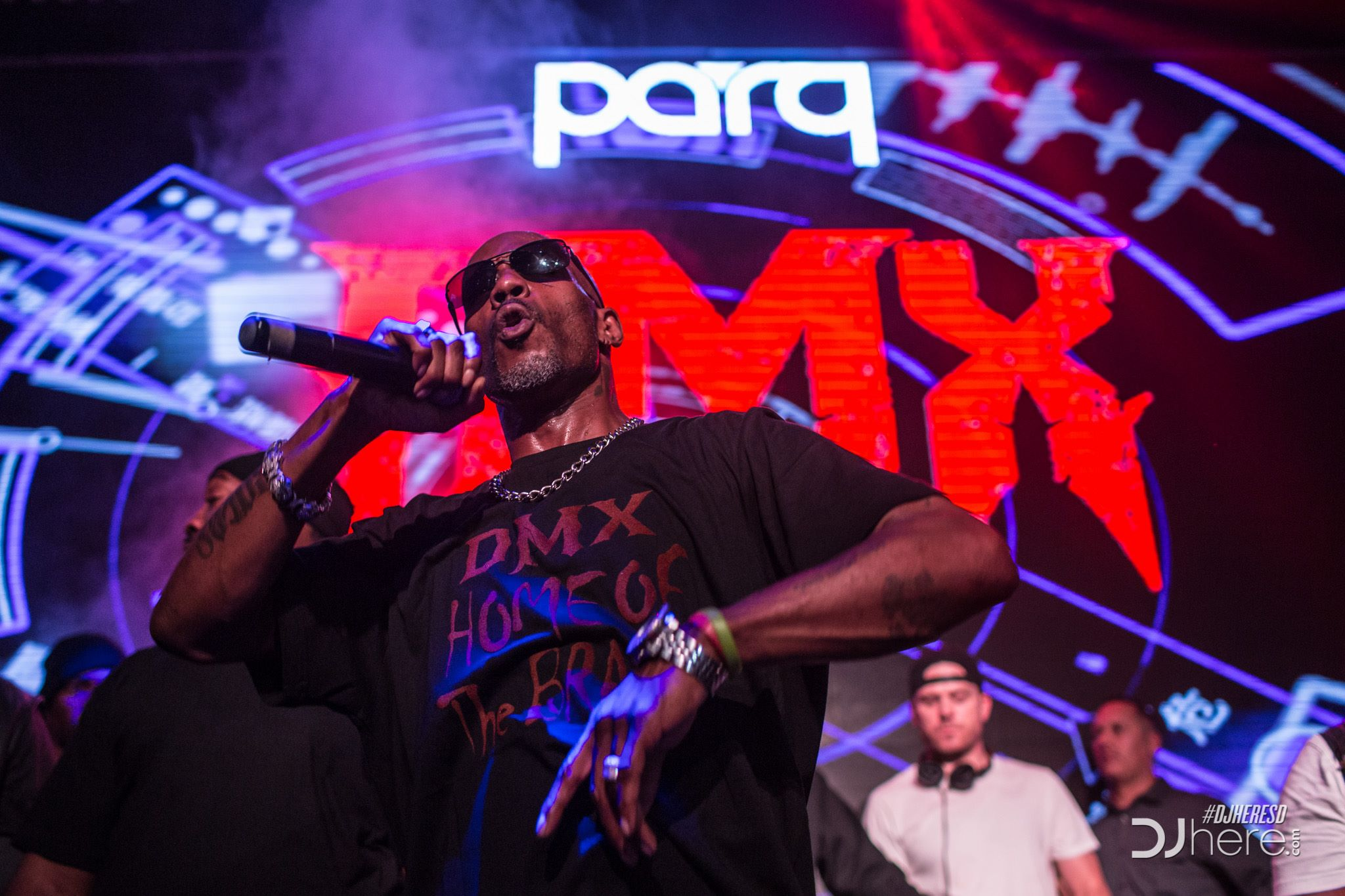 DMX at Parq Nightclub