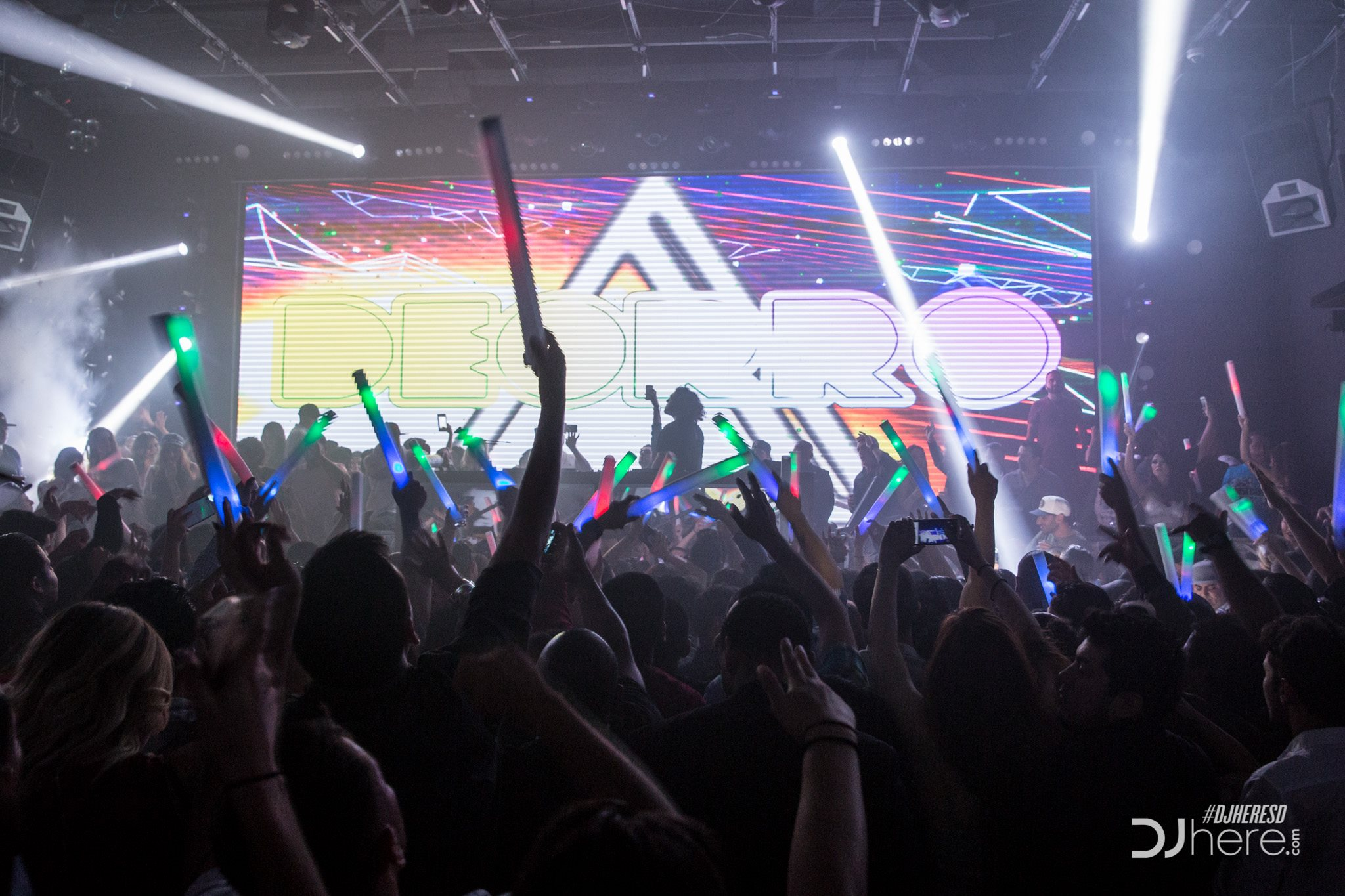 Deorro at Parq Nightclub