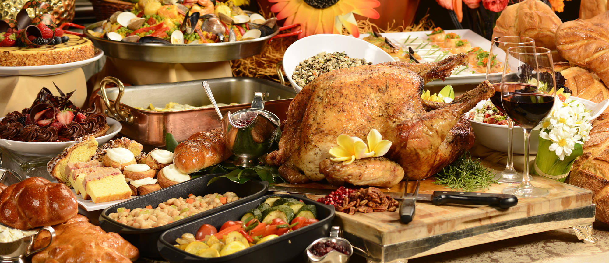 No Turkey No Problem – Where to Dine this Thanksgiving in San Diego!
