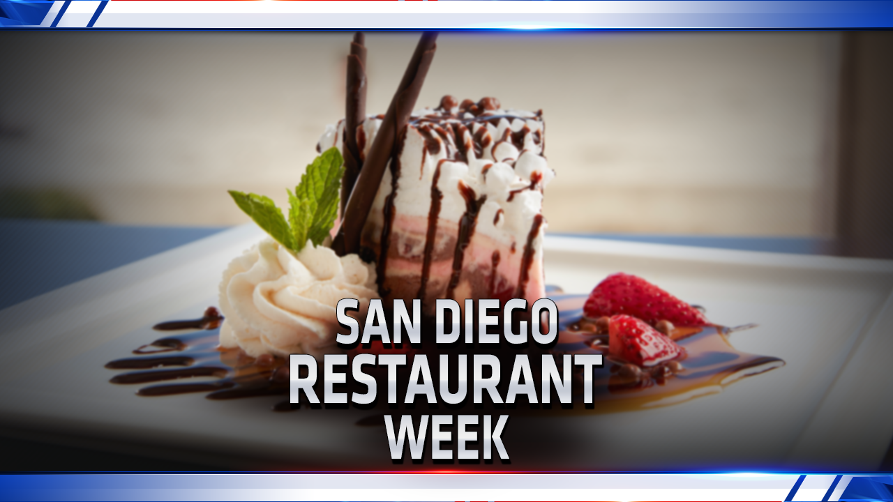 San Diego Restaurant Week | Jan. 19th – 26th