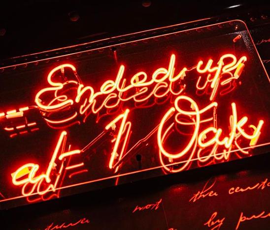 1OAK Nightclub In Las Vegas