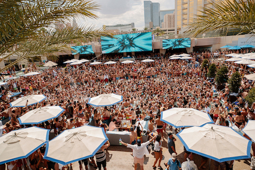 Las Vegas Pool Season 2020