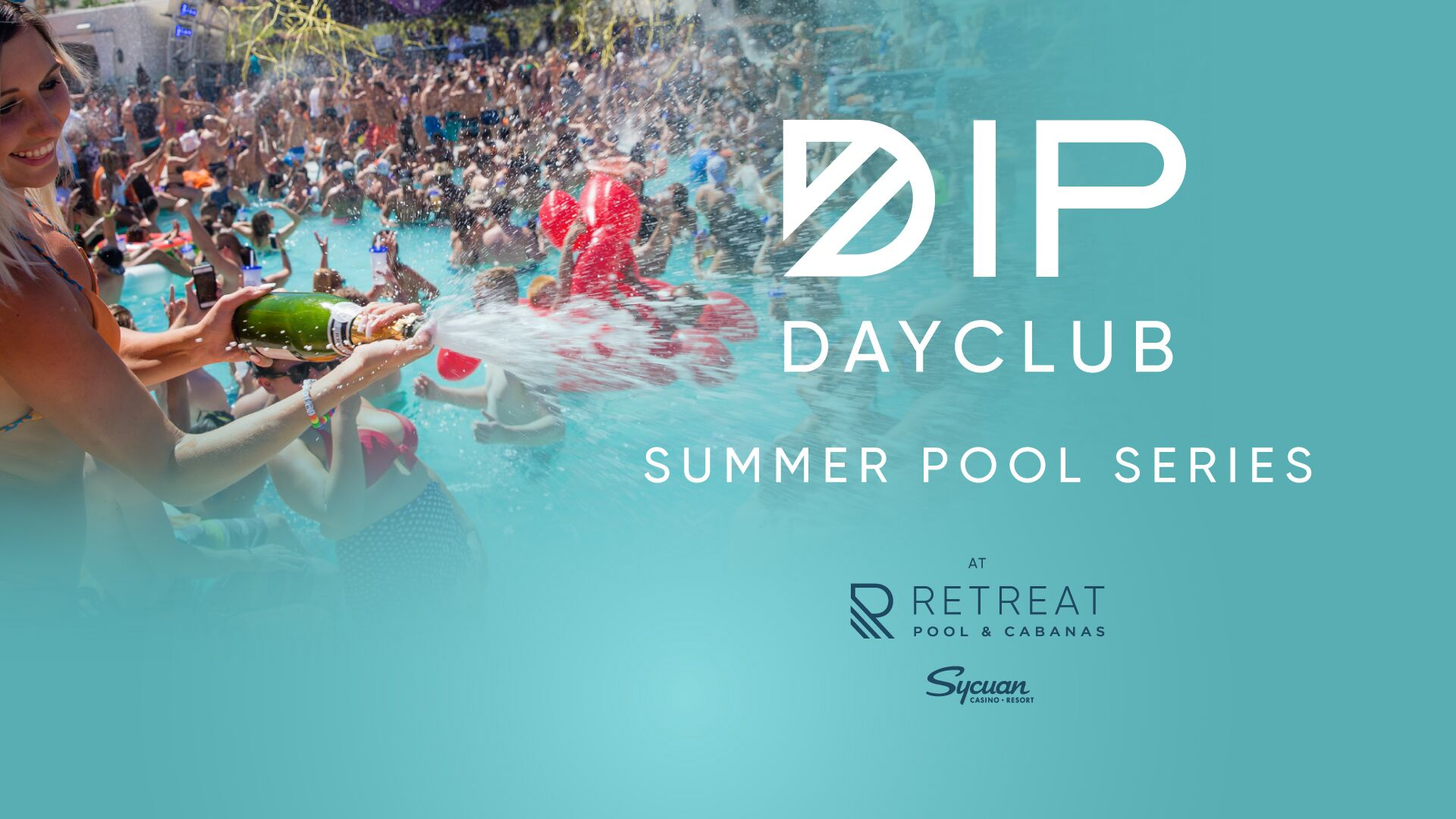 Dip Day Club Summer Pool Series Season 2